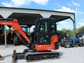 Kubota KX033-4 Excavators and Mini Excavator