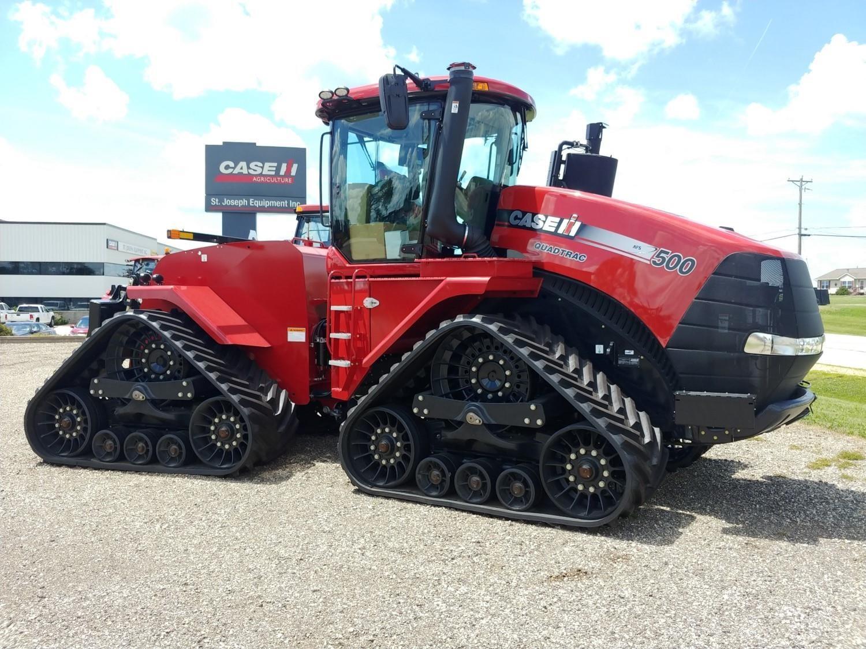 2020 Case IH Steiger 500 QuadTrac Tractor