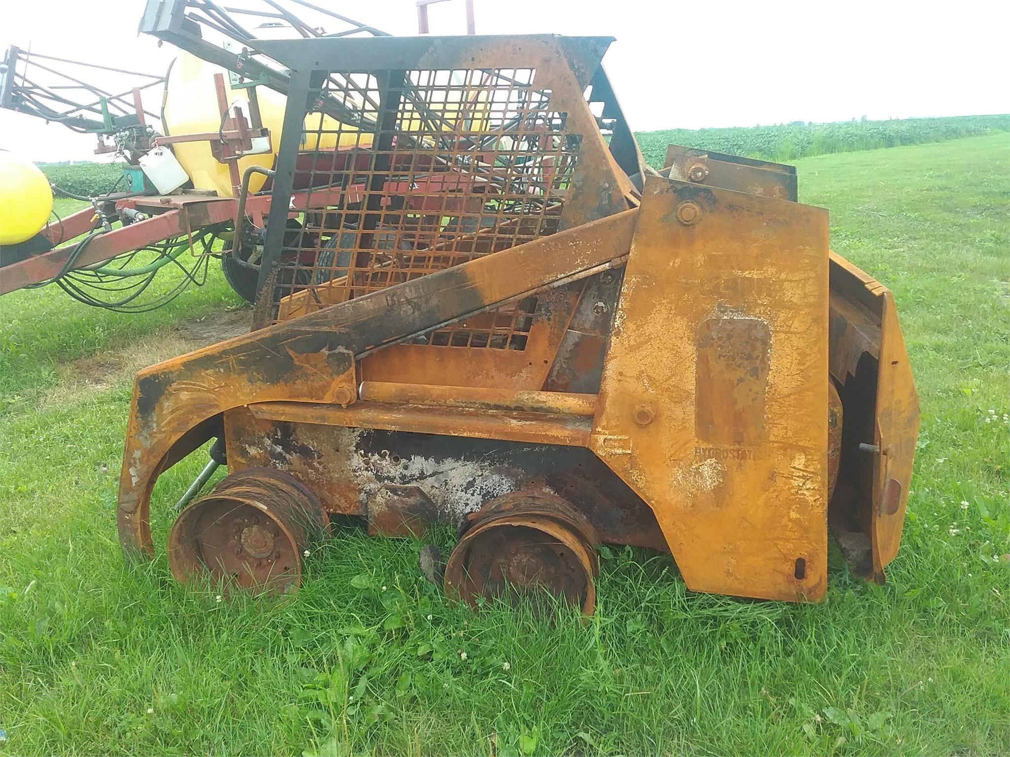 Bobcat 630 Skid Steer
