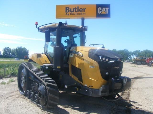 2019 Challenger MT738 Tractor