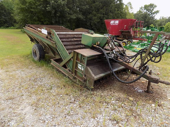 1999 Kelley Manufacturing 4200 Manure Spreader