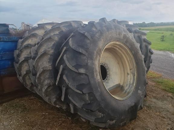 2015 Firestone 710/70R38 Wheels / Tires / Track
