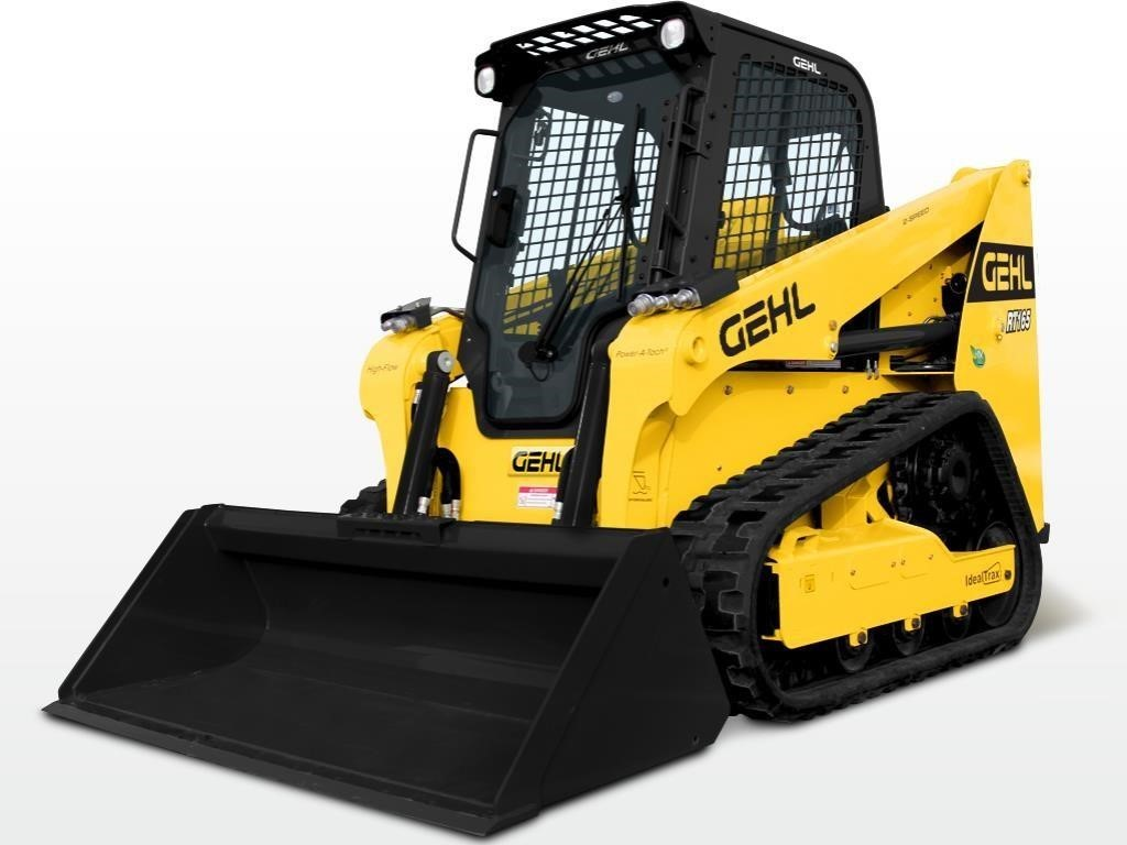 Gehl RT165 Skid Steer