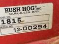 2012 Bush Hog 1815 Rotary Cutter