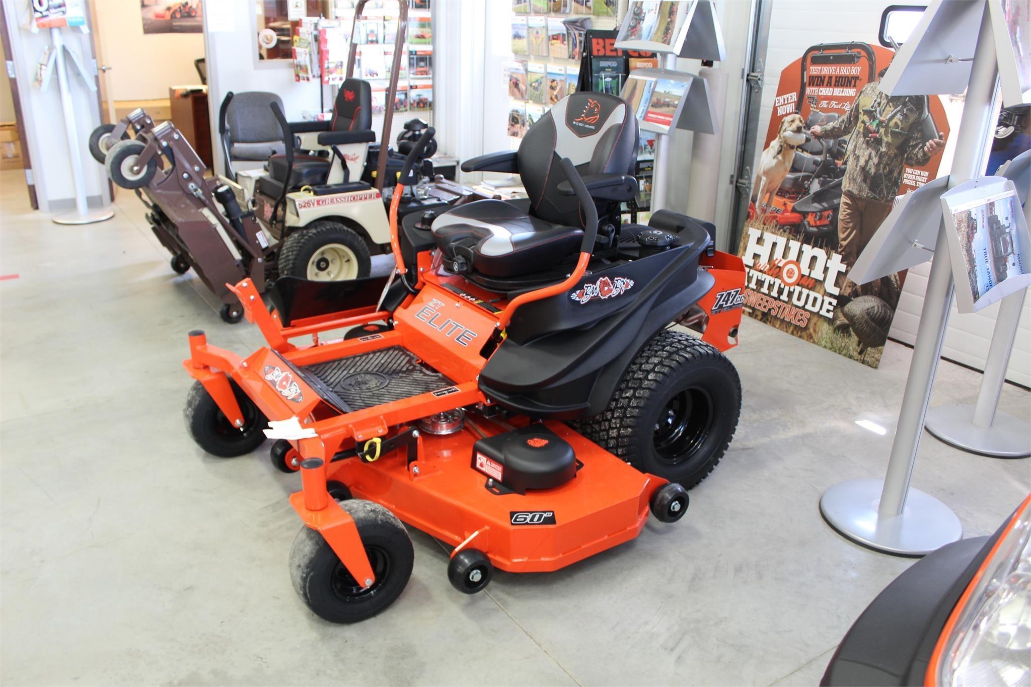 2020 Bad Boy ZT Elite 6000 Lawn and Garden
