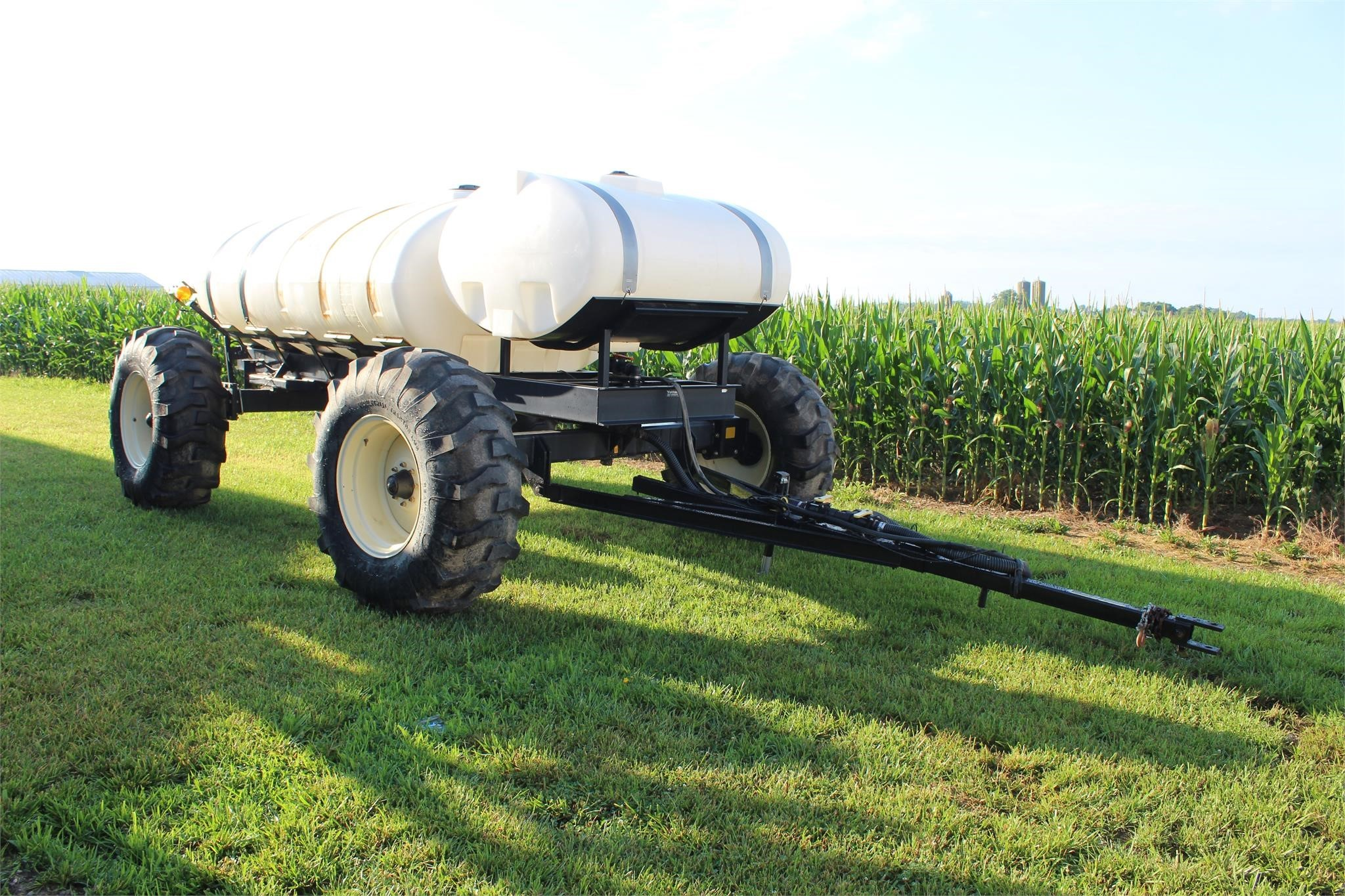 2012 Yetter 2000 Toolbar