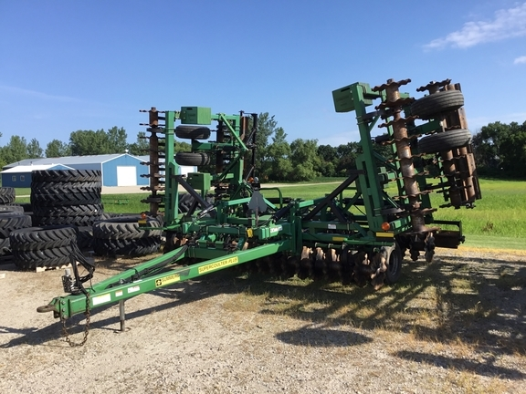 2009 Summers Manufacturing SuperCoulter Vertical Tillage