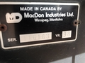 1996 MacDon 960 Platform