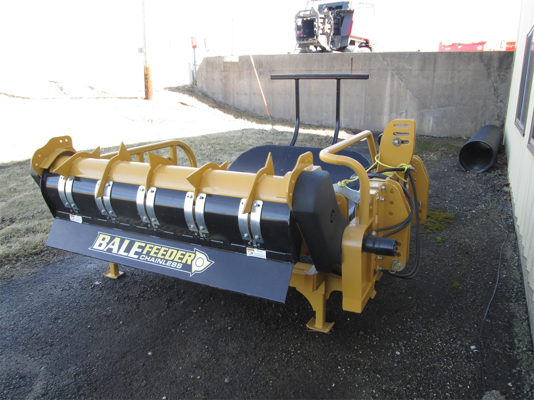2016 Tubeline BF5000 3PH Hay Stacking Equipment