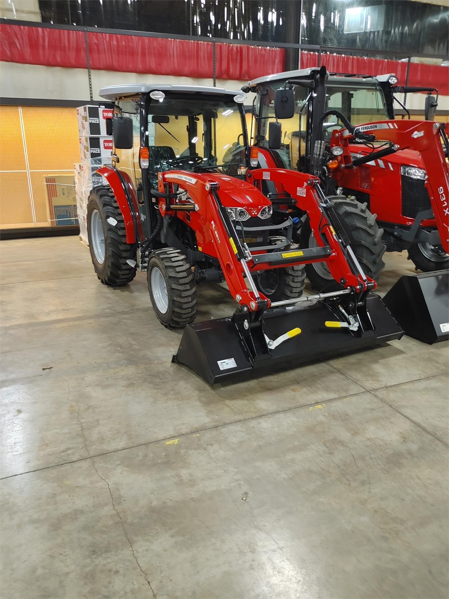 2021 Massey Ferguson 1835M Tractor