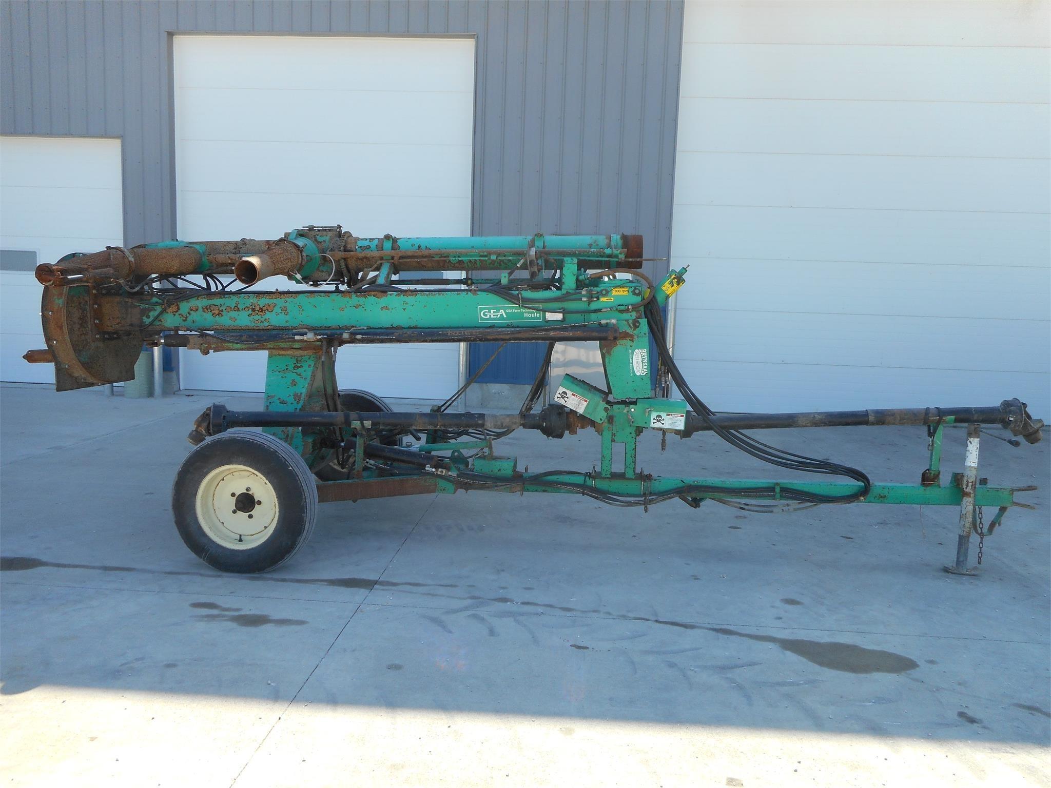 2011 GEA SP-R-8 Manure Pump