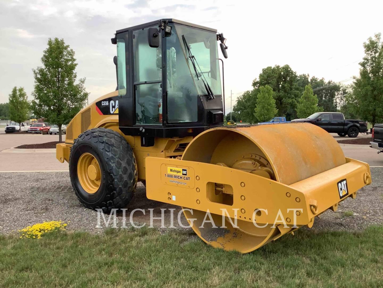 2009 Caterpillar CS56 Compacting and Paving