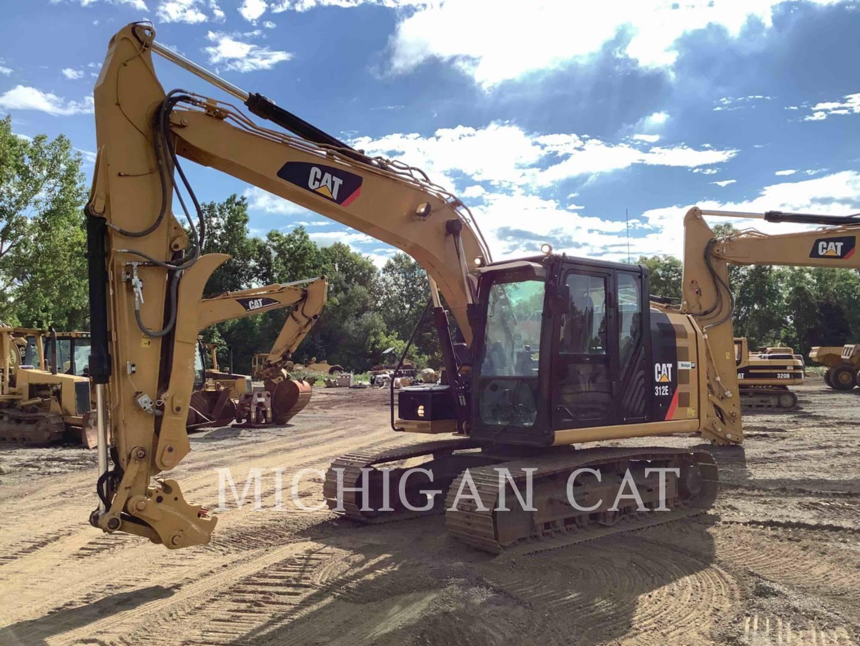 2014 Caterpillar 312EL Excavators and Mini Excavator