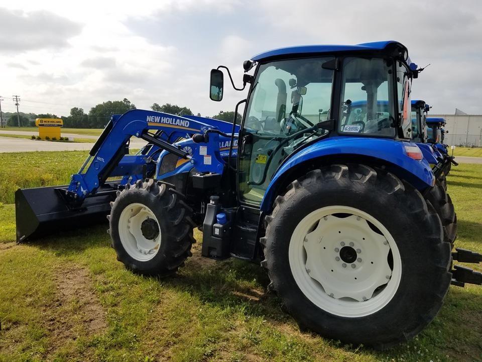 2020 New Holland POWERSTAR 90 Tractor