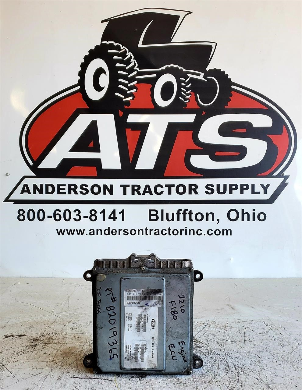 Buhler Versatile 2210 Tractor