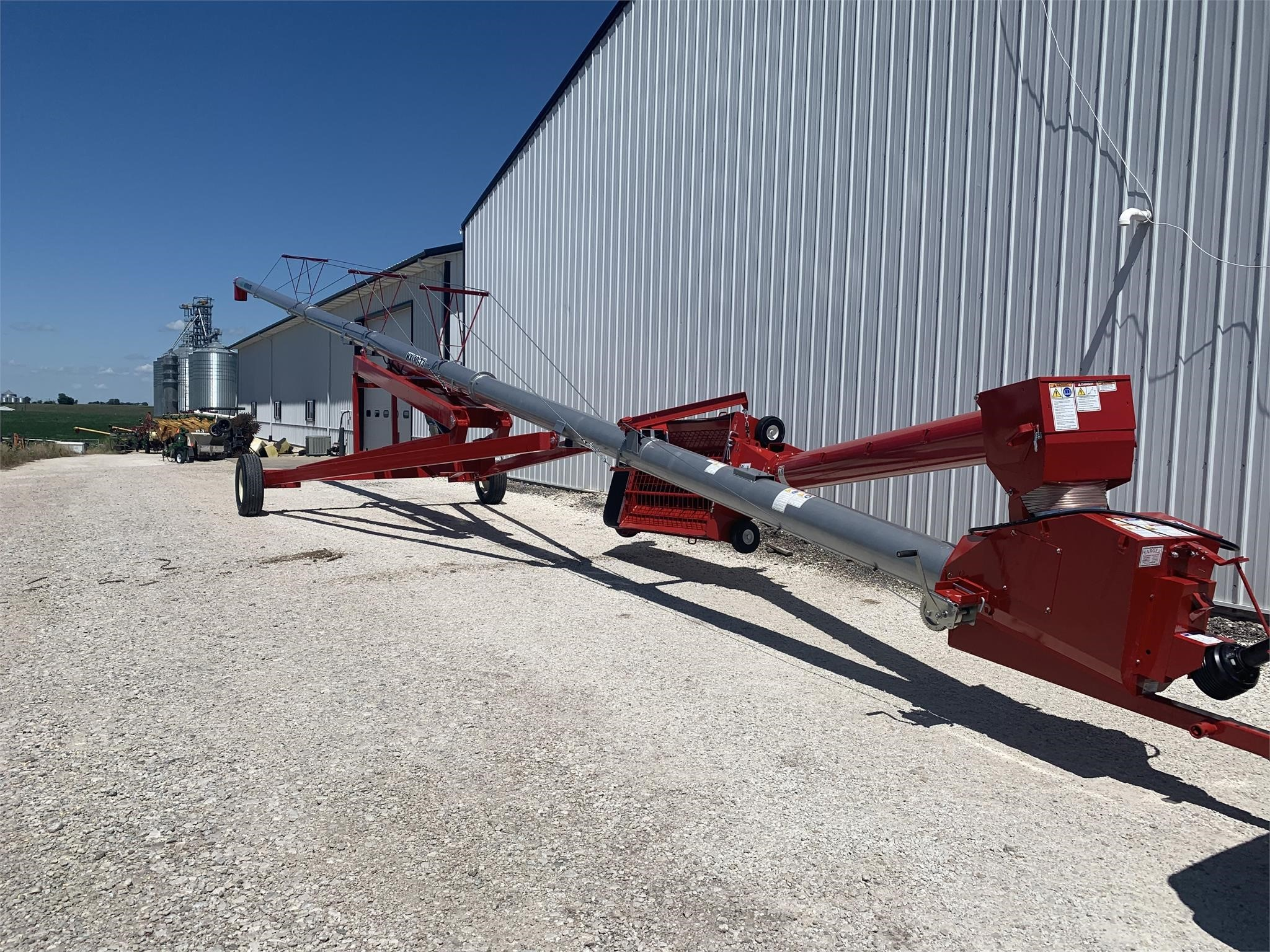 2021 Mayrath HX100-73 Augers and Conveyor
