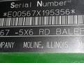 2003 John Deere 567 Round Baler