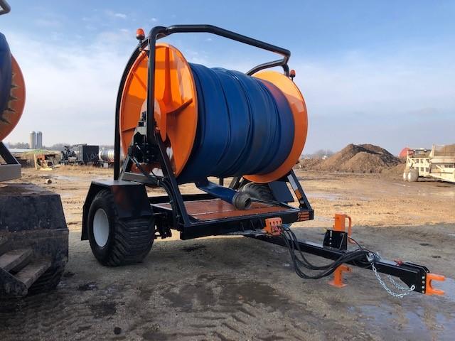 2019 R Braun Inc. Twister 8010 Hose Reel Manure Pump