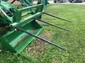 2018 Worksaver Bale Spear Loader and Skid Steer Attachment