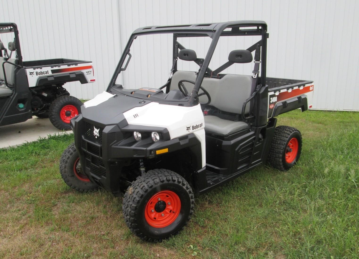 2015 Bobcat 3400 ATVs and Utility Vehicle