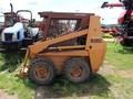 1988 Case 1835C Skid Steer