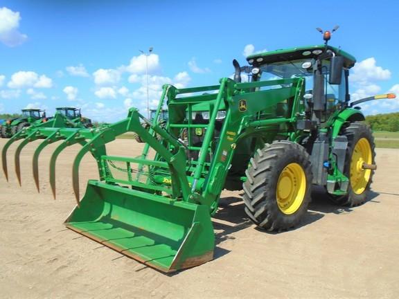 2019 John Deere 7230R Tractor