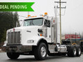 2013 Kenworth T800 Semi Truck