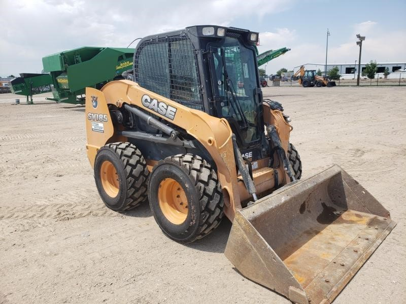 2015 Case SV185 Skid Steer