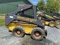 2001 New Holland LS170 Skid Steer