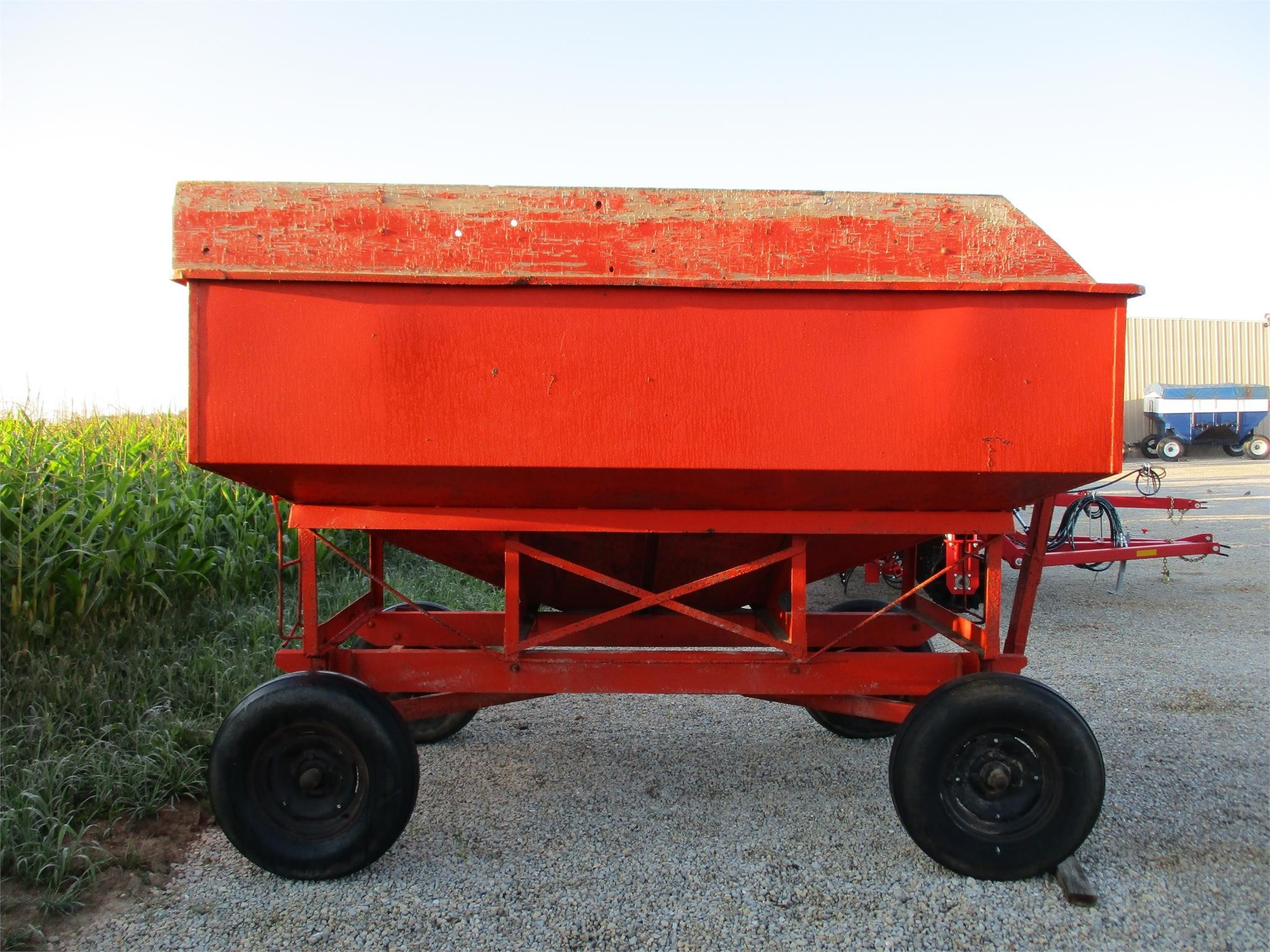 Killbros 175 Gravity Wagon