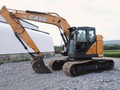 2017 Case CX145DSR Excavators and Mini Excavator