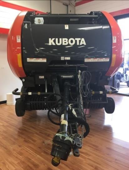 Kubota BV4160 PREM Round Baler