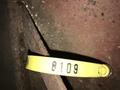 "Bolens Front Blade 42"" Blade"