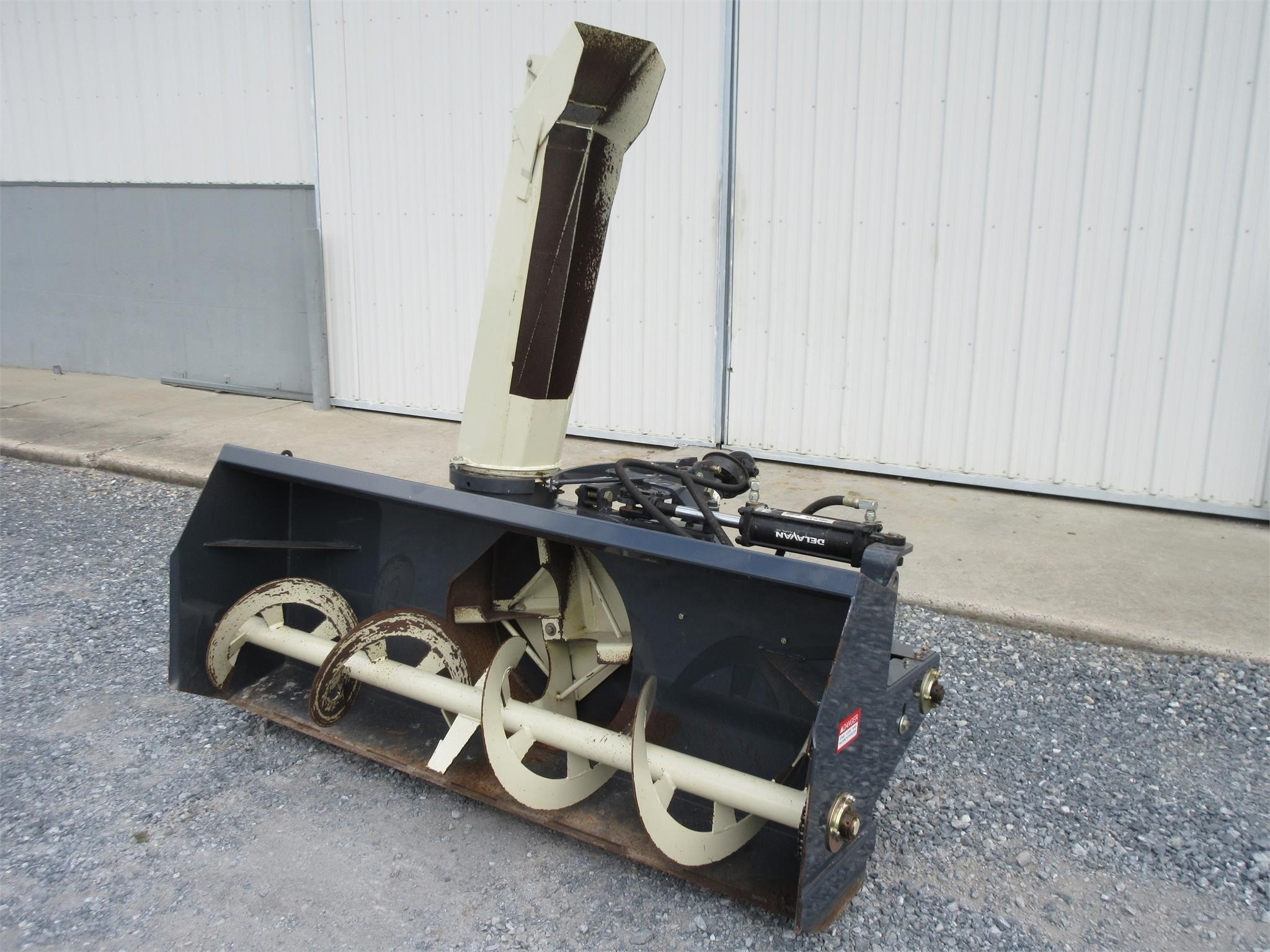 2010 ALLIED FARM KING 7420 Snow Blower