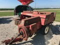 International 425 Small Square Baler