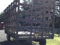ELECTRIC WHEEL CO 5025B Livestock Trailer