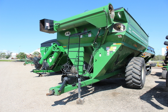 2011 J&M 1000-20 Grain Cart