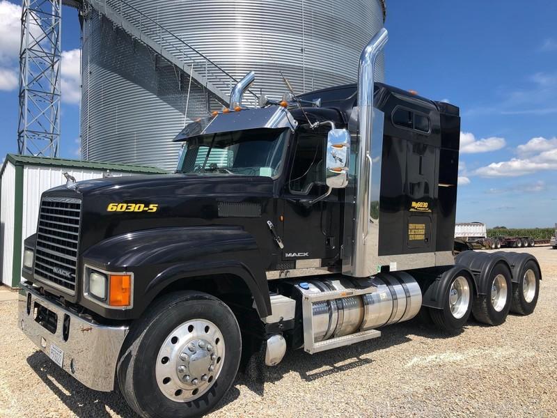 Used Mack Pinnacle CHU613 Semi Trucks for Sale | Machinery PeteMachinery Pete