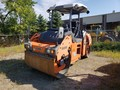 2011 Hamm HD+110VO Compacting and Paving