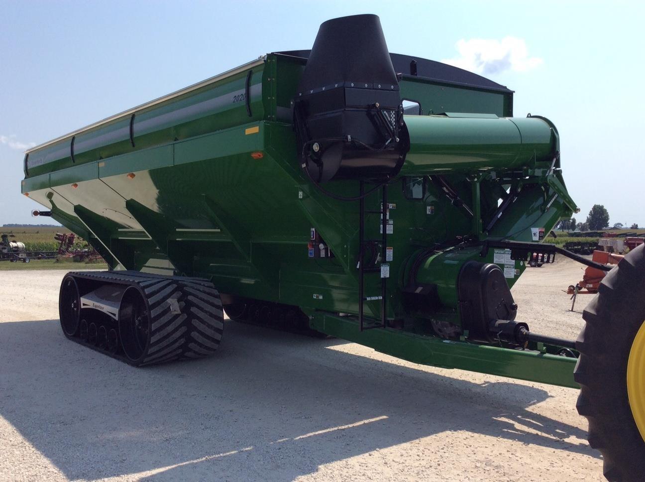 2021 Unverferth 2020 Grain Cart