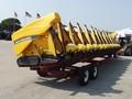 2009 New Holland 98D Corn Head