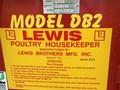 2020 Lewis Brothers DB2 Manure Spreader