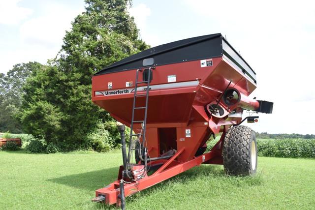 Unverferth 7250 Grain Cart