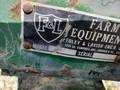 F & L 802 Pull-Type Fertilizer Spreader