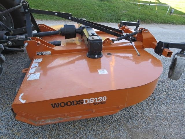Woods MDS120 Rotary Cutter