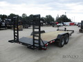 2020 Eagle 7X20FTA70-14000 Flatbed Trailer