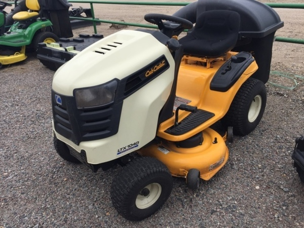 Used Cub Cadet Ltx1040 Lawn And Garden For Sale Machinery Pete