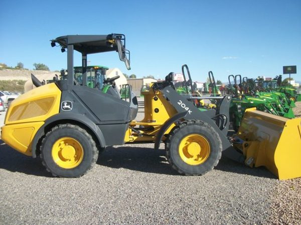 Deere 204K Wheel Loader