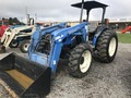 2005 New Holland TN70A Tractor