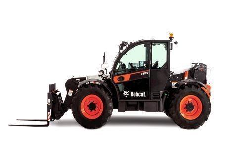 2021 Bobcat V923 Loader and Skid Steer Attachment